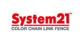 System21 Chain Link Fence