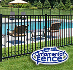 Eastern Ornamental Fence